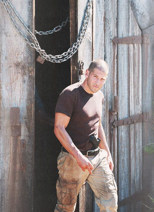 Shane Walsh - Hell man, if you think about it, in the cold light of day, you are pretty much dead already.