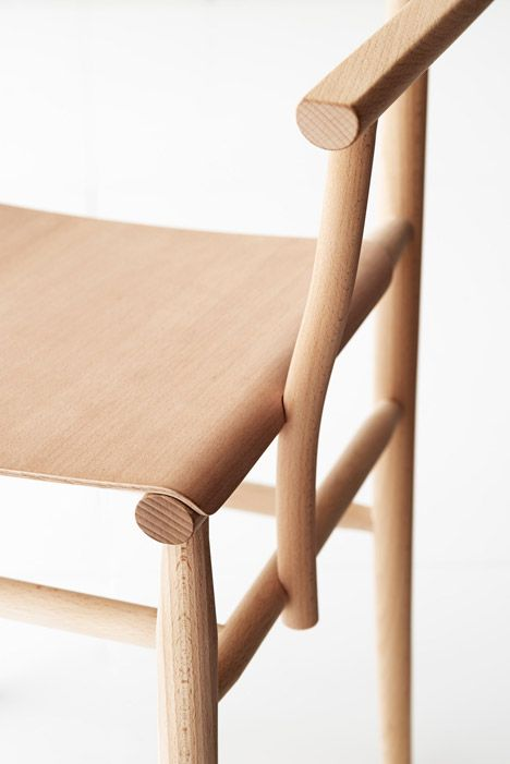 scandinavian design furniture ideas wooden chair. Madonna Chair By David Ericsson · Wood ChairsFurniture DesignWood Scandinavian Design Furniture Ideas Wooden