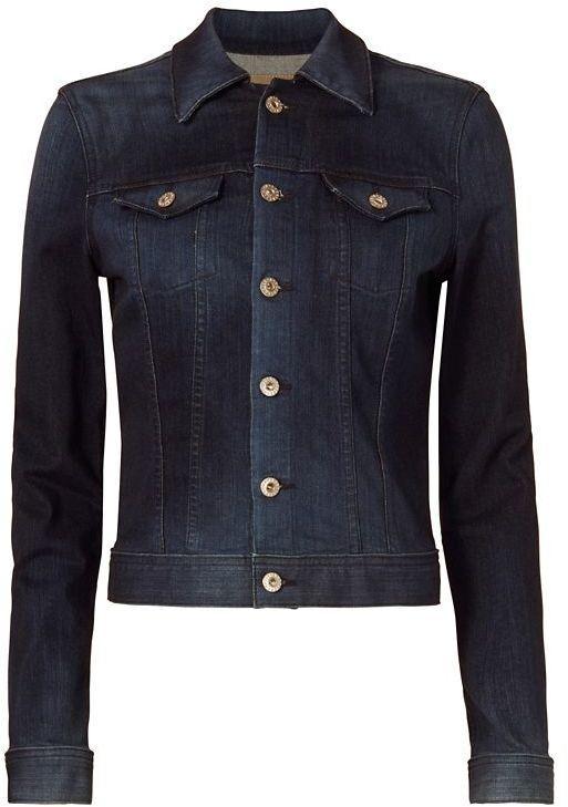 AG Dark Denim Jacket