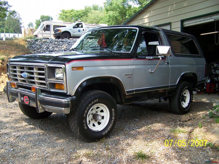 1982 ford bronco perfect condition my wishlist. Black Bedroom Furniture Sets. Home Design Ideas