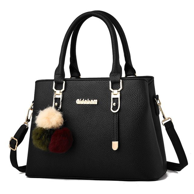 dacdf35d101f Source 2018 Wholesale custom top 10 brand genuine PU leather cross body  women hand bags ladies tote shoulder bag women handbags on m.alibaba.com