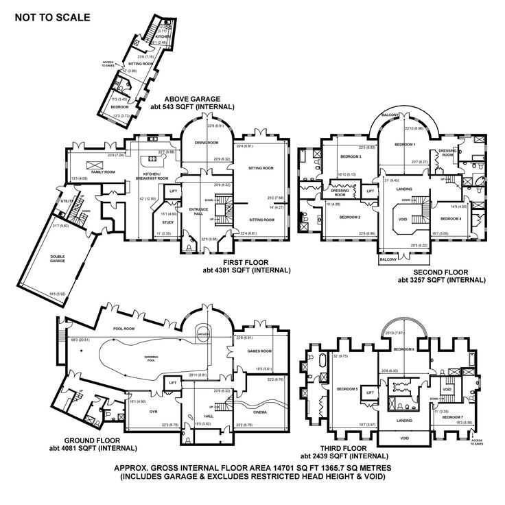 pin by m m on floor plans contemporary pinterest