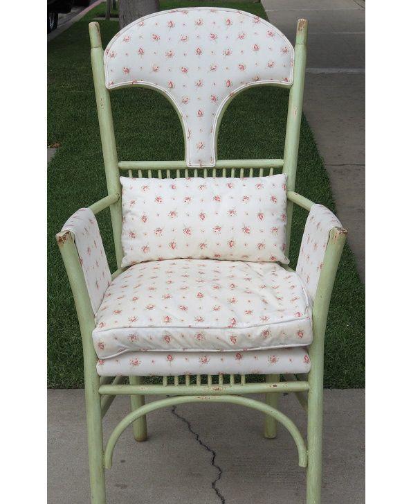 Spectacular Richard Mulligan Americana Designer Country Arm Chair