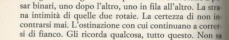 Alessandro Baricco, Castelli di rabbia.