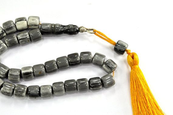 Jewelry for Men Islam Tesbih Tasbeeh Sufi Tasbih 33 by Tesbihci, $17.99