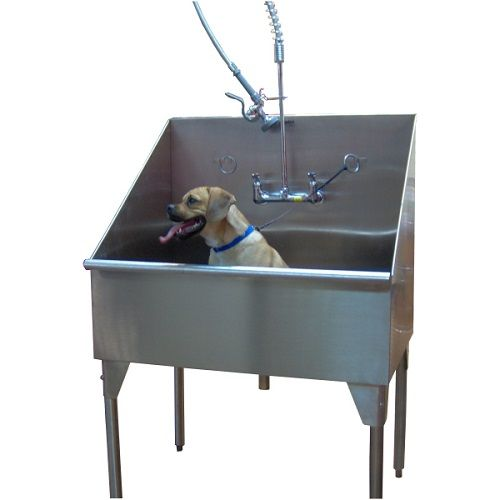 11 best dog grooming sinks images on pinterest bathroom sinks dog custom stainless steel fabrication and other metals for residential and commercial kitchens including countertops solutioingenieria Images