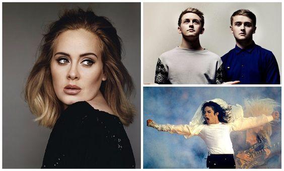 Canciones para aprender pronunciación en inglés: Adele, Disclosure, Michael Jackson...