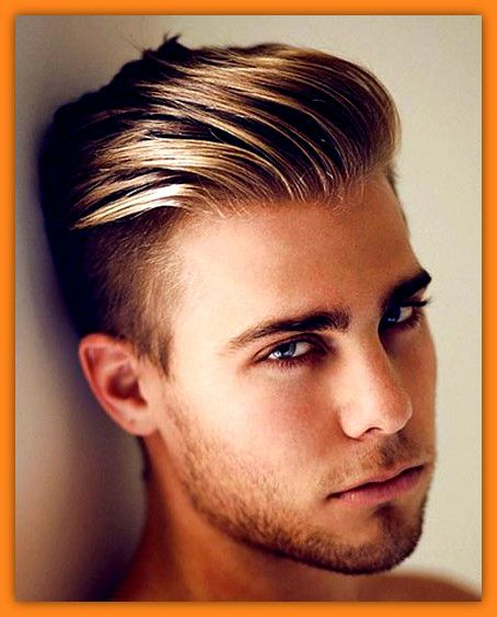 Peinados Para Hombres Pelo Corto Cara Redonda Cortes De