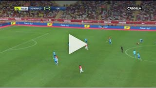 soccer highlights | Monaco 6 - 1 Marseille / Highlights Video | Ligue 1 - HooFoot