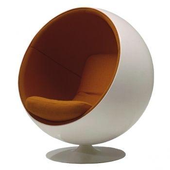 Eero Aarnio, Finland, 'Pallotuoli' Ball chair