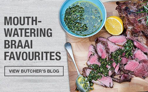 Foodie favourites straight from the butcher's blog. Find out more about the different cuts of meat or how to spruce up those meat dishes.