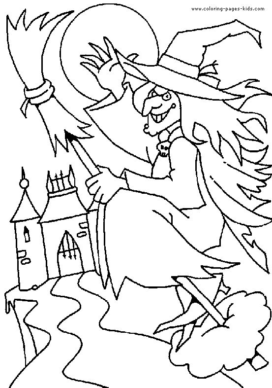 Coloring Page Halloween : 264 best halloween colouring pages images on pinterest