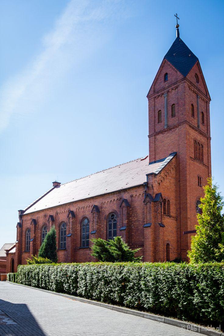 Kościół garnizonowy (The garrison church) in Chełmno (Culm), Poland