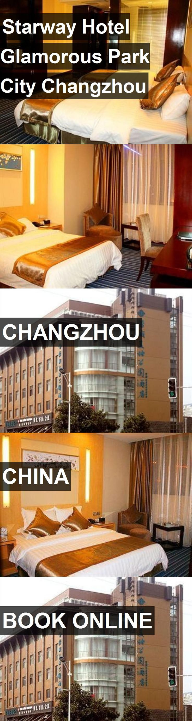 Hotel Starway Hotel Glamorous Park City Changzhou in Changzhou, China. For more information, photos, reviews and best prices please follow the link. #China #Changzhou #StarwayHotelGlamorousParkCityChangzhou #hotel #travel #vacation