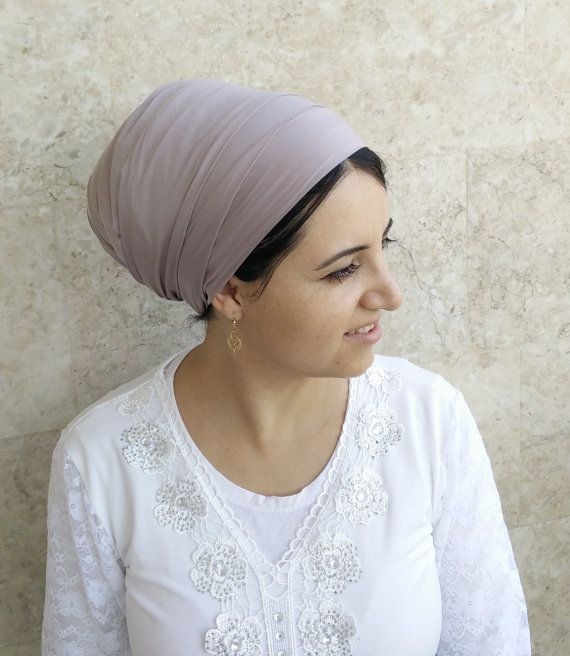 24 best Tichel images on Pinterest   Turbans, Head coverings and ...
