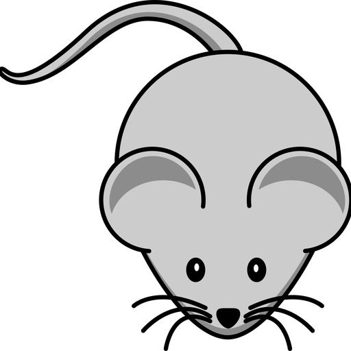 Small But Mighty Mouse Drawing Getting Rid Of Mice Simple Cartoon