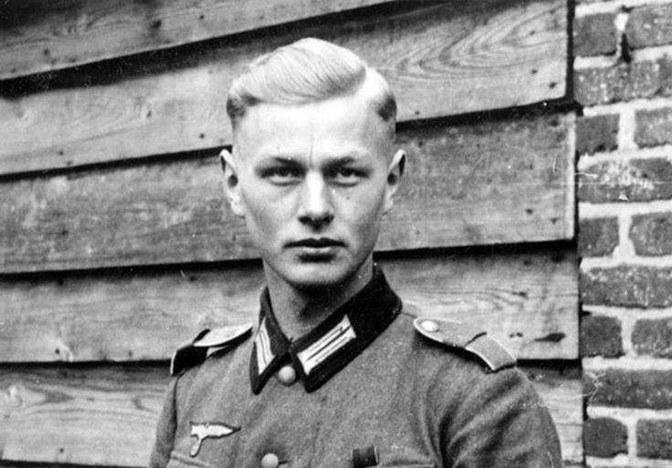 The Devils Guard | German Soldier in WWII | Pinterest ...