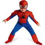 Spiderman Toddler Size: 3T-4T (Red/Blue)Reviews