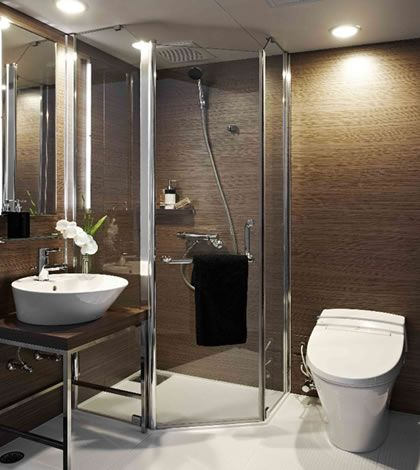 シャワーユニット|シャワーユニット「スピリチュアルモード」