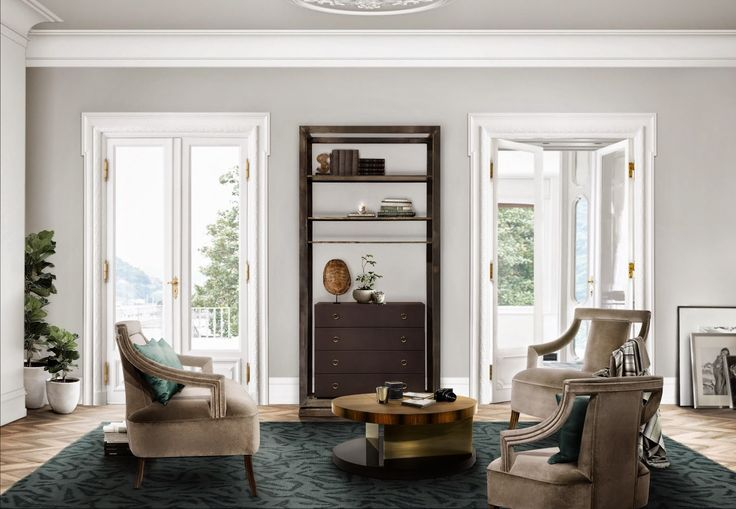 10 Luxus-Möbel zu einem modernen Frühling Schlafzimmer Design
