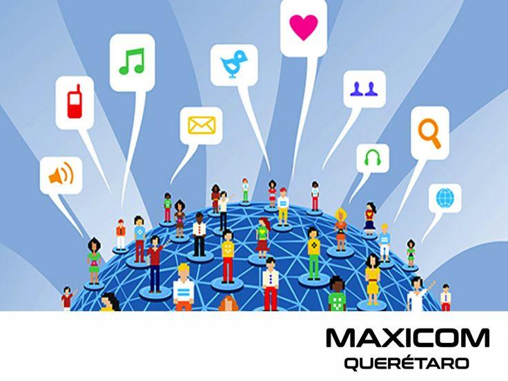 """REDES SOCIALES PARA TU NEGOCIO En las redes sociales para tu negocio, no debes de preocuparte por conseguir """"Likes"""", lo que más nos interesa es el posicionamiento en los buscadores, generando prestigio y confianza en tus clientes. En Maxicom Querétaro somos especialistas en saber cuáles son las redes adecuadas a tu empresa, informes a los teléfonos 4423859336 y 4424265466. #redessocialesparatunegocio"""