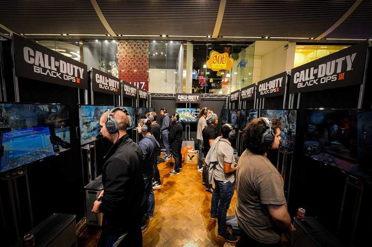 Field Marketing - Perfect for roadshows, shopping centres and internal events  #ExhibitionStand #TradeShow #Design #Marketing #Technology #FieldMarketing #CallofDuty #COD