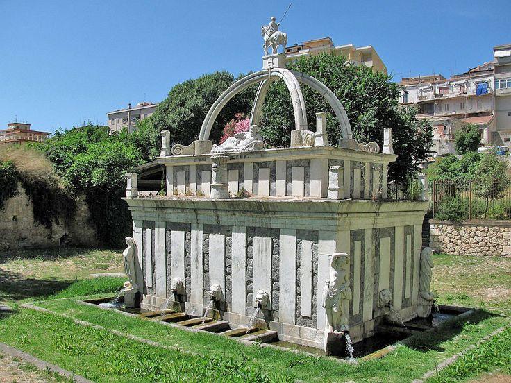 Fontana di Rosello