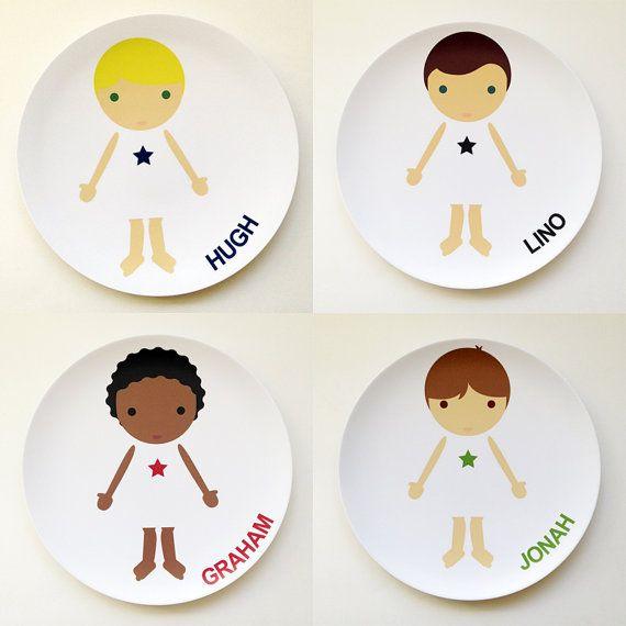 45 best Little Me - Dress Up Plates images on Pinterest ...