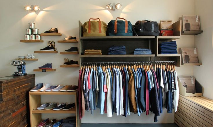 AKEEF BERLIN - Menswear store at the forefront of Berlin-Kreuzberg's growing fashion movement.