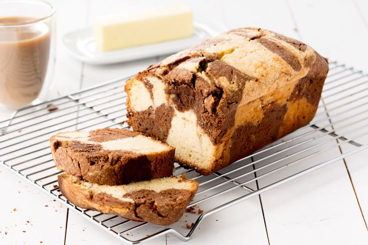 1000 Ideas About Marble Pound Cakes On Pinterest Marble