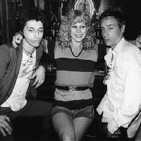 On September 17, 1970, Jimi Hendrix with his German girlfriend, the former ice-skating teacher Monika Dannemann.
