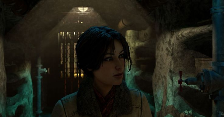 Скриншот из игры Syberia 3 - 01