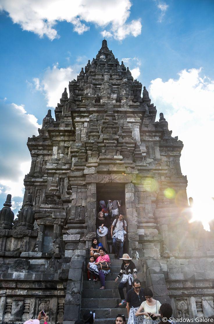 Prambanan, Java, Indonesia #travel