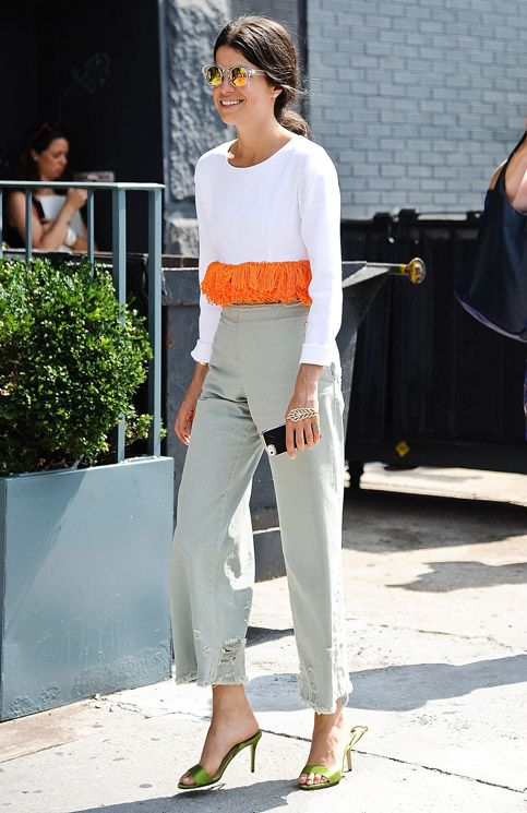 The best NYFW spring 2015 street style - Fashion Quarterly