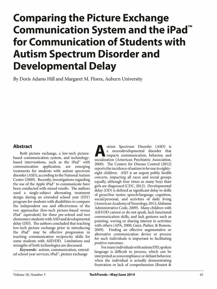 communication and autistic spectrum condition Social communication impairments are a core deficit in autism spectrum disorder  social communication deficit is also an early indicator of autism spectrum diso.