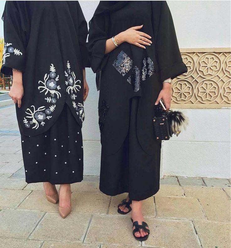 "444 Likes, 1 Comments - Abaya Show (@abaya_show) on Instagram: ""• @rouche_abayas لمعرض || فاشن بوتيك || • بإفتتاح الاعلامية الراقية : لجين عمران ⚜ الراعي الشهر…"""