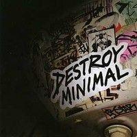 DESTROY!NG M!N!MΔL !! by MOUSETRΔP™ (SA) on SoundCloud