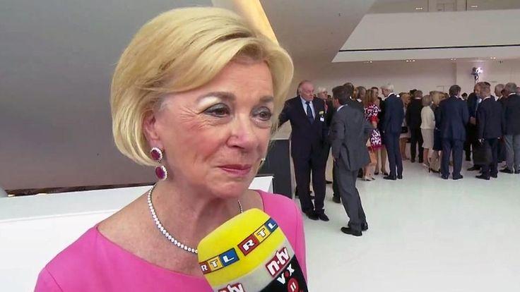 """Mohn-Preis für WEF-Gründer Schwab: Liz Mohn: """"Ich bewundere seine Visionen"""""""
