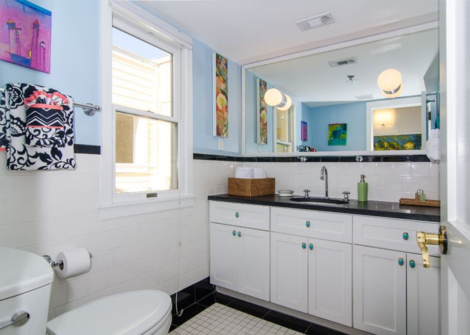 17 best images about second bathroom ideas on pinterest for Second bathroom ideas
