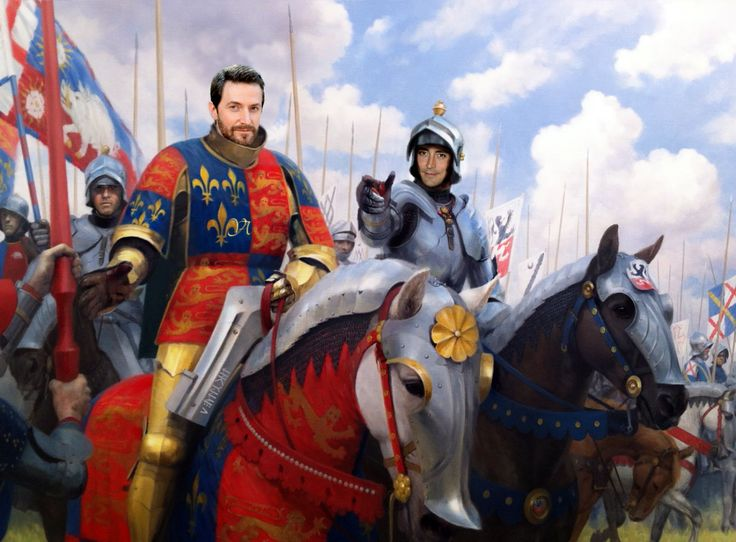 Richard C.Armitage III. The Battle of Bosworth Field (or Battle of Bosworth) Richard was named after King Richard III OF England (he was born on the anniversary day of the King's death.)