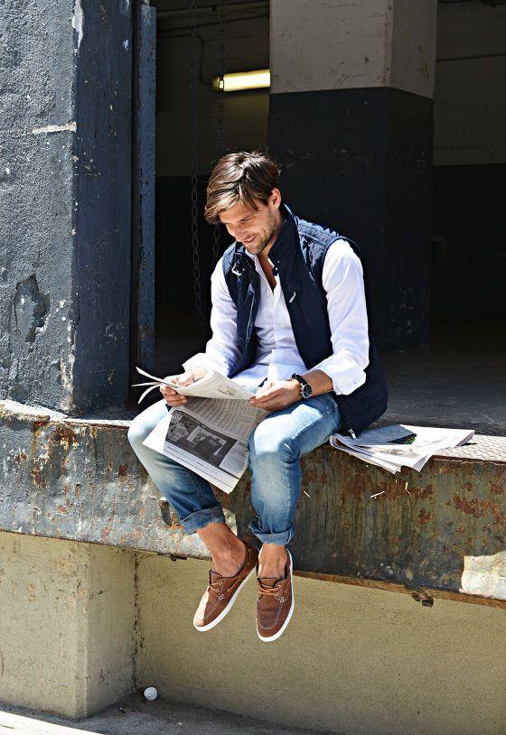 Best 25 Brown Boat Shoes Ideas On Pinterest Men Fashion