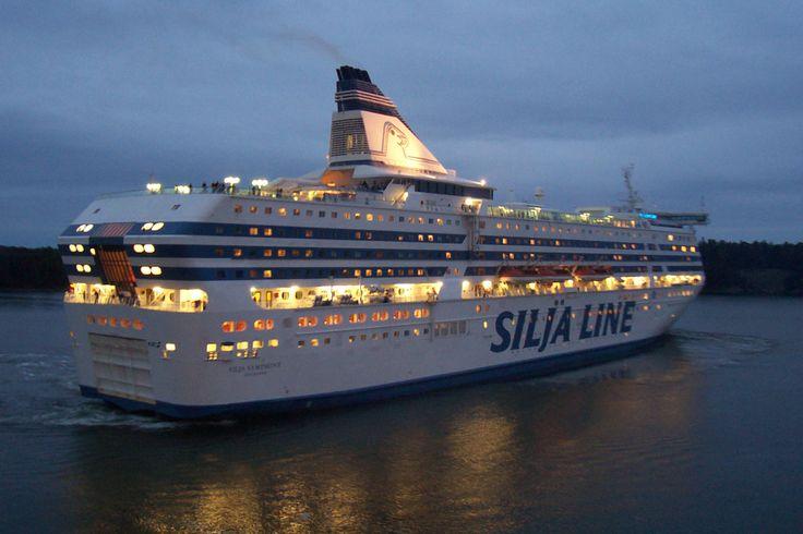 mit Silja Line nach Finnland! http://www.finnland-rundreisen.com/de/Anreise