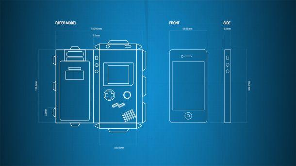 Zo maak je van je iPhone 4(S) een coole Game Boy