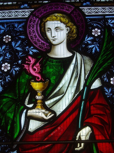 St John the Evangelist, Coughton