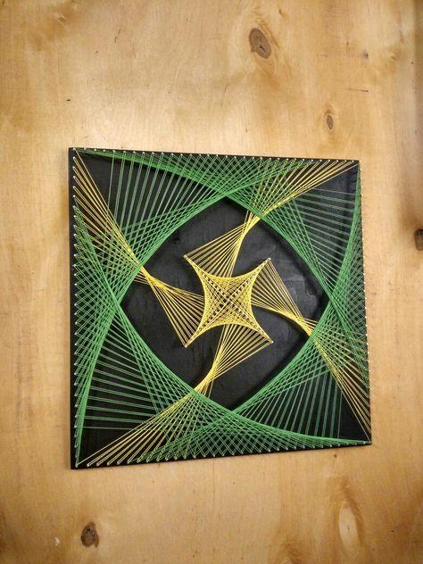 string art geometry