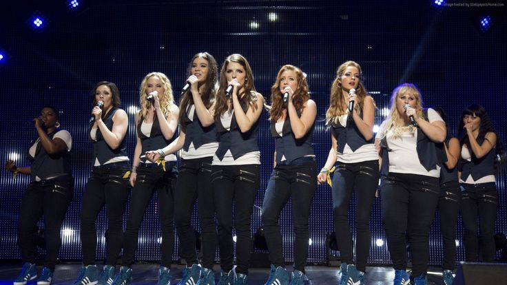 pitch perfect 2 wallpaper celebrities