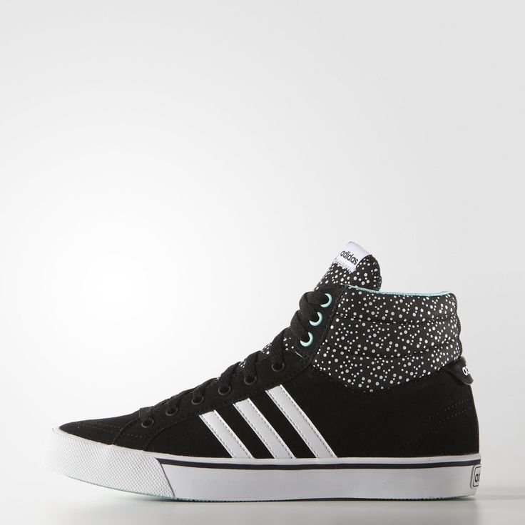 Zapatillas NEO Park ST Mid Mujer - Black adidas   adidas Peru