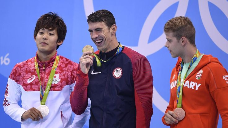 Rio 2016 Breakfast: Michael Phelps wins 20th and 21st golds, GB claim double silver