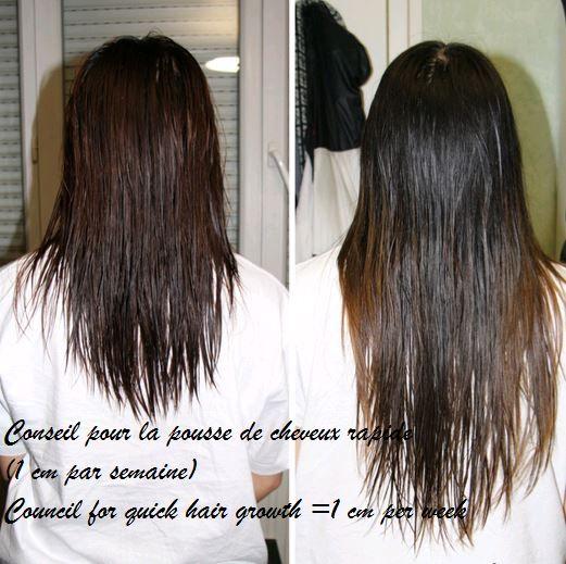 Les moyens pour japonais laminirovaniya le cheveu