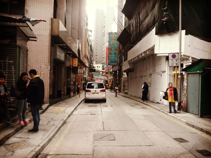 Honkong street